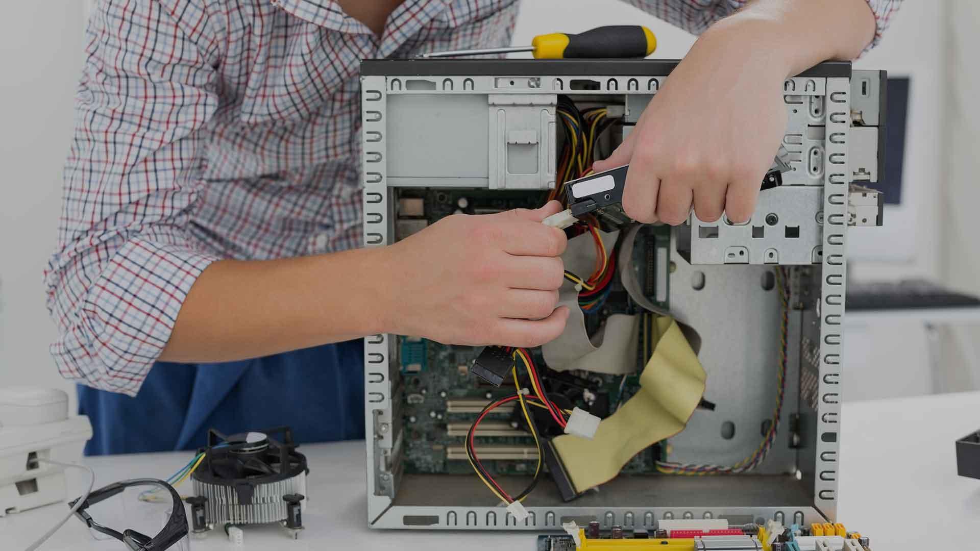 Técnico en mantenimiento de computadores