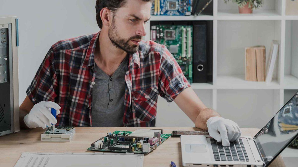mantenimiento correctivo de computadoras en Bogotá