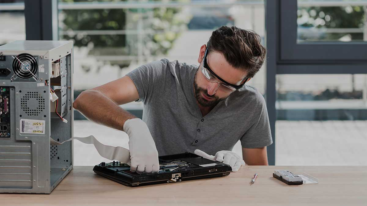 Empresas de mantenimiento de computadores